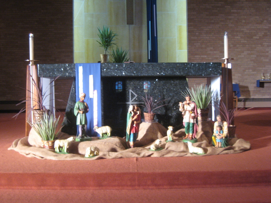 2011 2012 liturgical decorationsst patrick 39 s catholic for Lent decorations for home